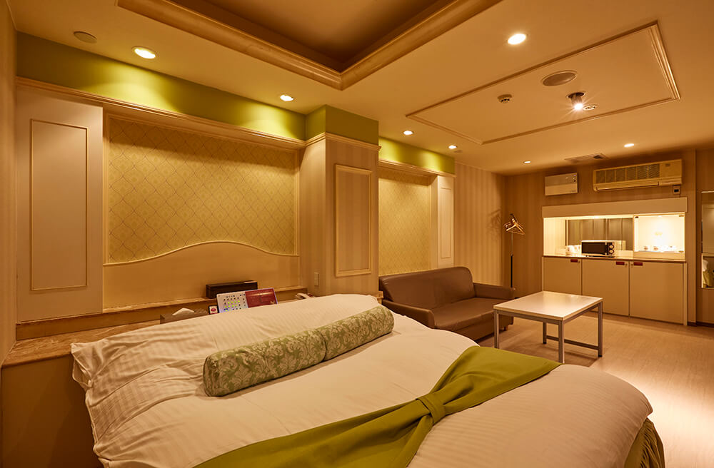 Green apple -room.NO210-