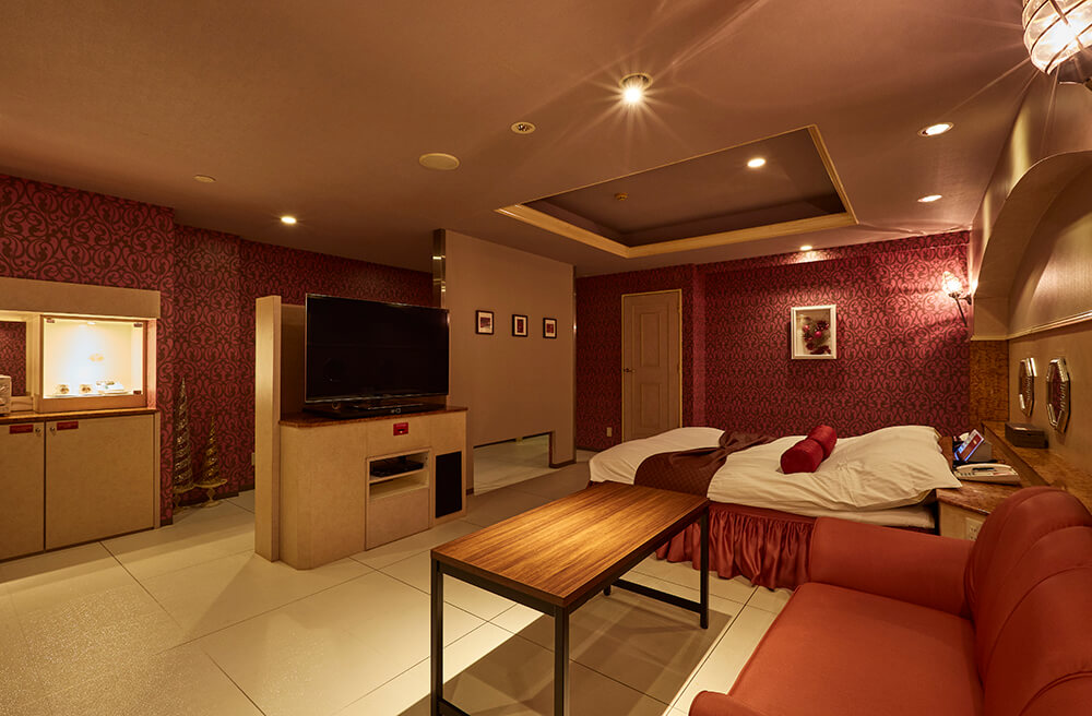 Glamourous -room.NO206-